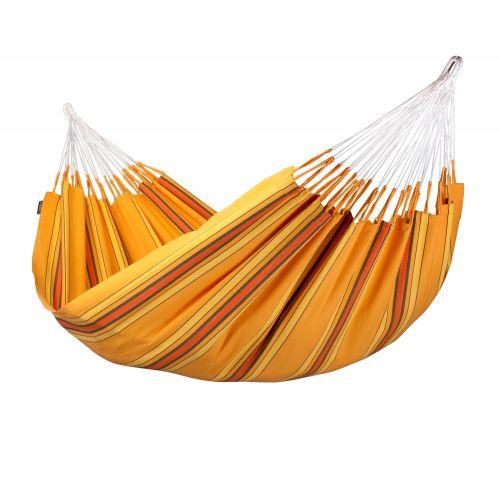 Currambera Apricot - Amaca classica doppia in cotone