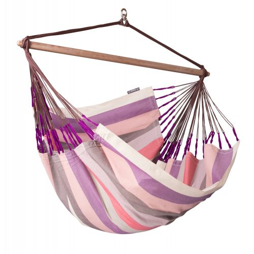 Domingo Plum - Sedia pensile lounger outdoor