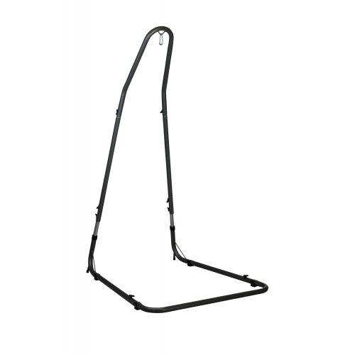 Mediterráneo Anthracite - Supporto in acciaio verniciato a polvere per sedie pensili comfort