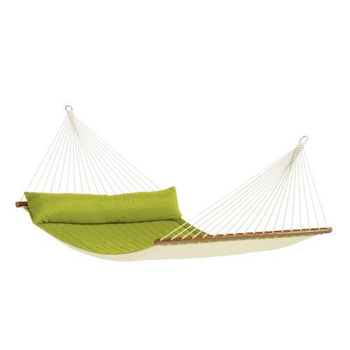Alabama Avocado - Amaca a bastone kingsize imbottita