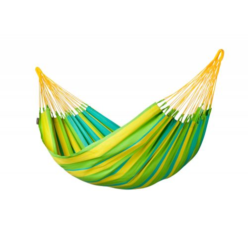 Sonrisa Lime - Amaca classica singola outdoor